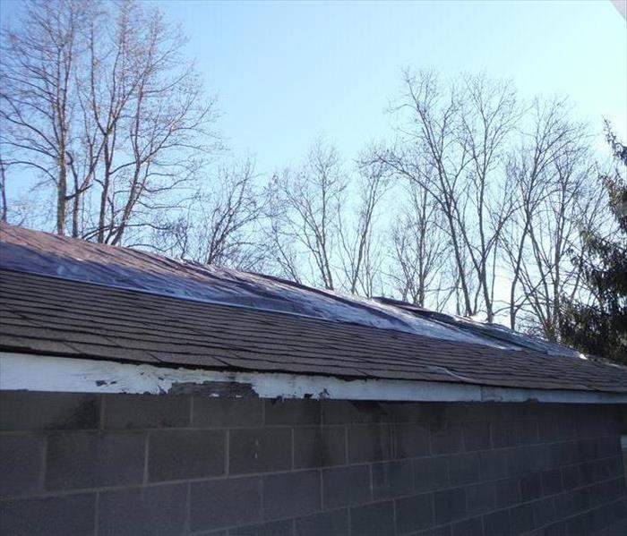Storm Damage Roof Damage Leads to secondary problems