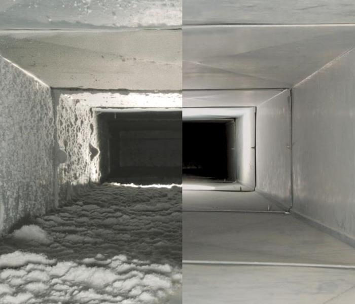 Cleaning Are your Ducts in a row....