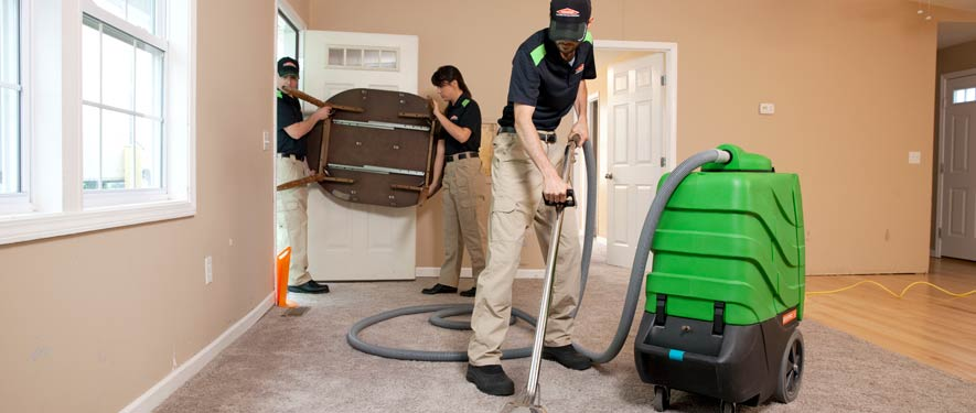 Charleston, WV residential restoration cleaning